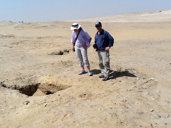 The ICPEA Mission to Egypt – May 2011