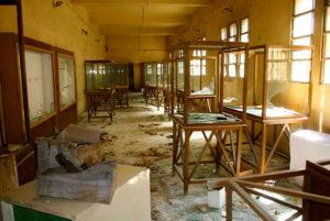 Egypt's Damage on the Ground