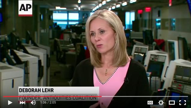 Deborah Lehr on AP