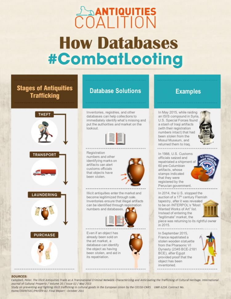Database infograph