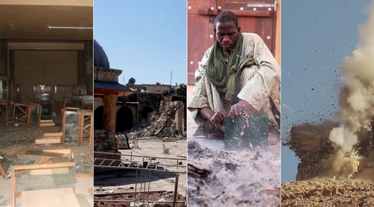 the impact of armed conflict in nigeria Result of the conflict in northeast nigeria between boko haram, military forces   focuses attention on devastating impact of conflict on children.