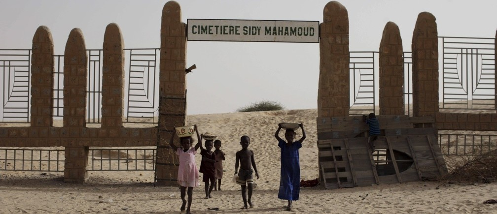 From Mali to Syria, terrorists are destroying our cultural heritage Image: REUTERS/Joe Penney