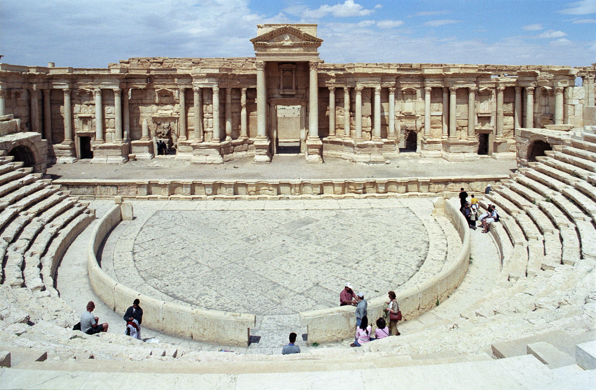 History in Ruins: Cultural Heritage Destruction around the World