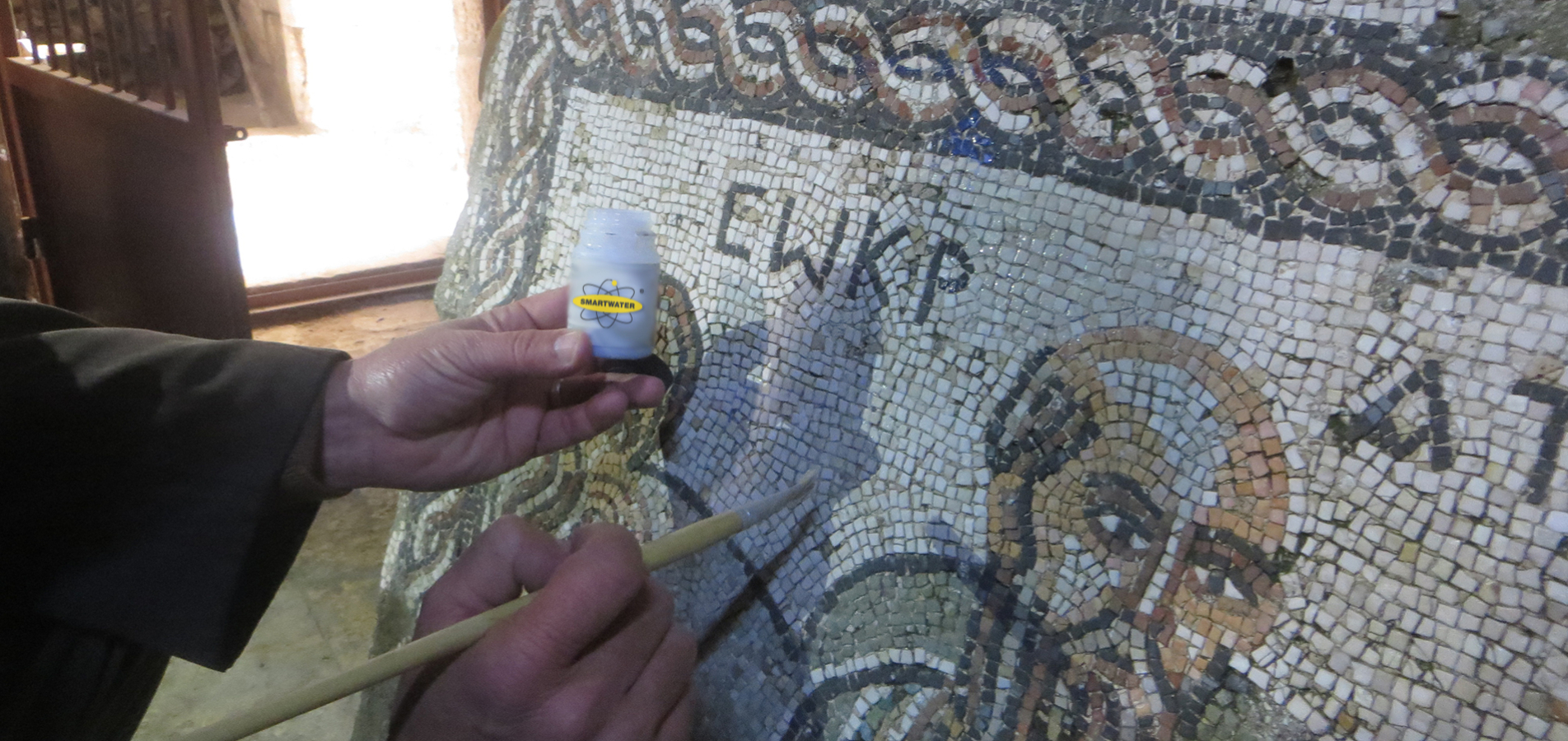 A New Solution to Protection Against Illicit Antiquities Looting and Trafficking