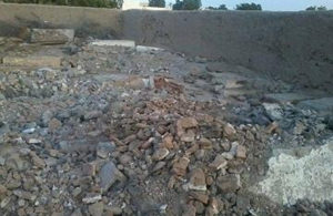 Yemen After Tomb Of Sufi Saint Sufyan Bin Abdullah
