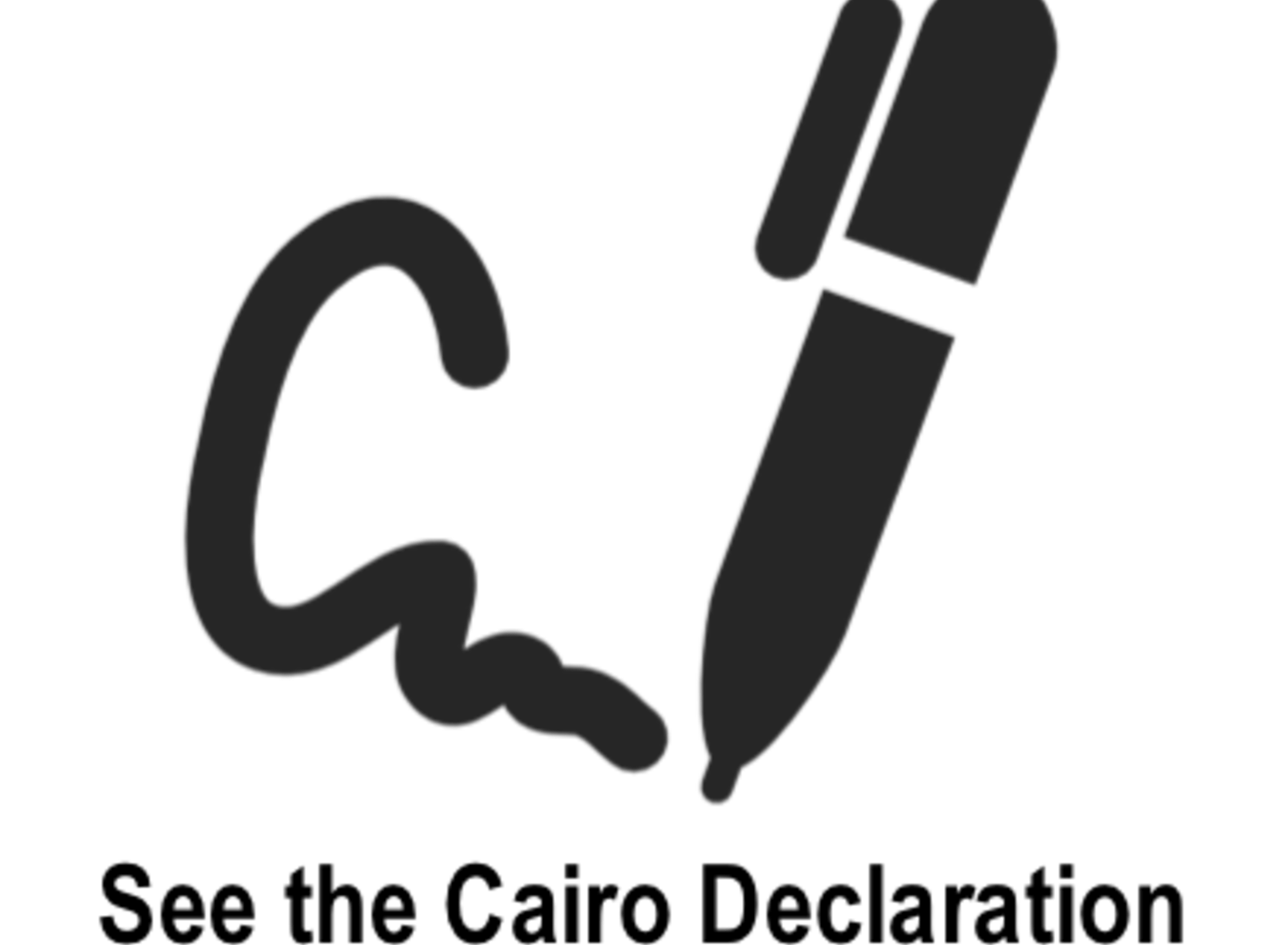 Cairo Declaration Icon Antiquities Coalition