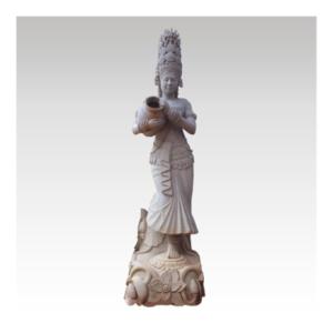 """Aspara Fountain"" for sale at Artisans d'Angkor."